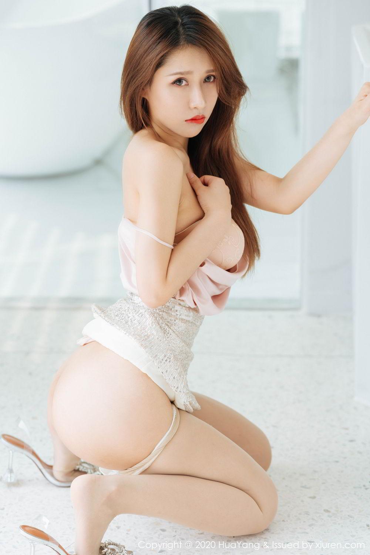 [Huayang] Vol.230 Xu An An 3P, HuaYang, Sexy, Tall, Xu An An