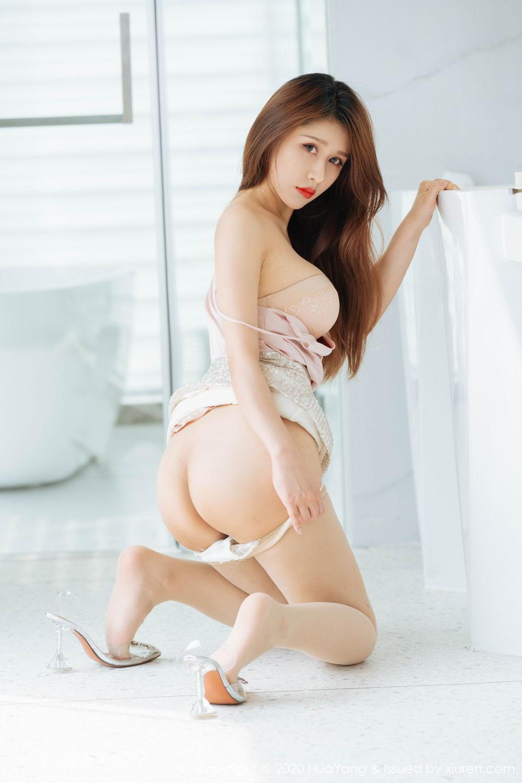 [Huayang] Vol.230 Xu An An 61P, HuaYang, Sexy, Tall, Xu An An