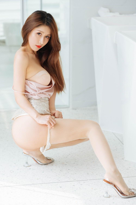 [Huayang] Vol.230 Xu An An 68P, HuaYang, Sexy, Tall, Xu An An