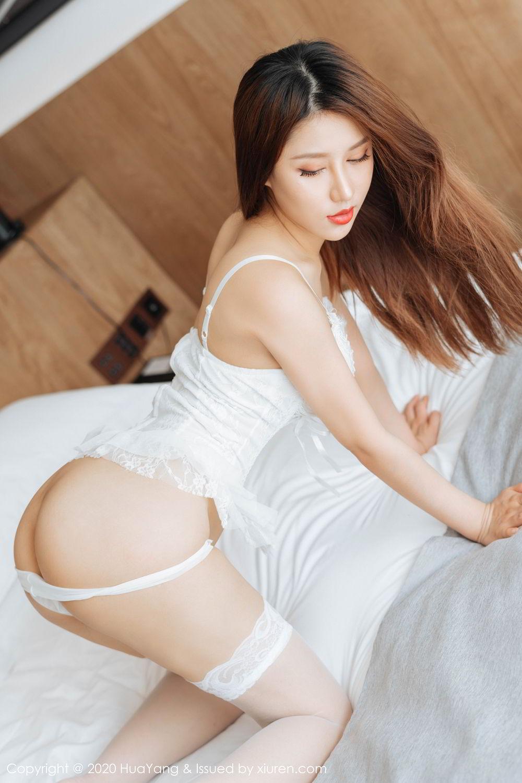 [Huayang] Vol.233 Xu An An 30P, HuaYang, Underwear, Xu An An