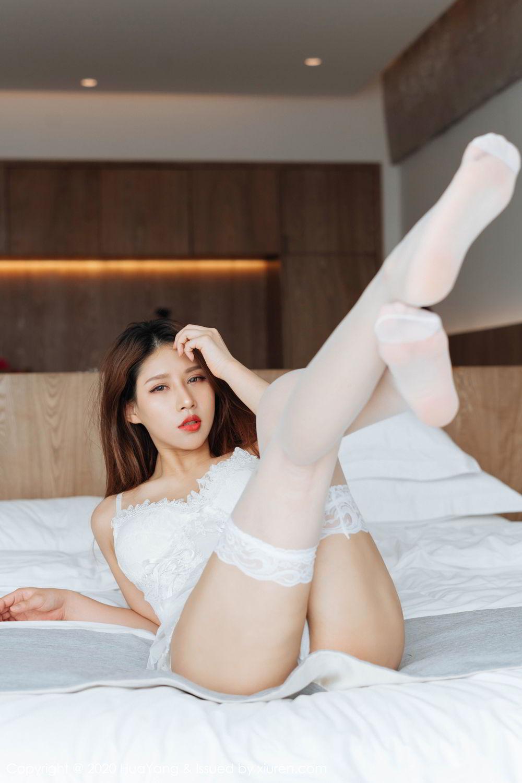 [Huayang] Vol.233 Xu An An 49P, HuaYang, Underwear, Xu An An