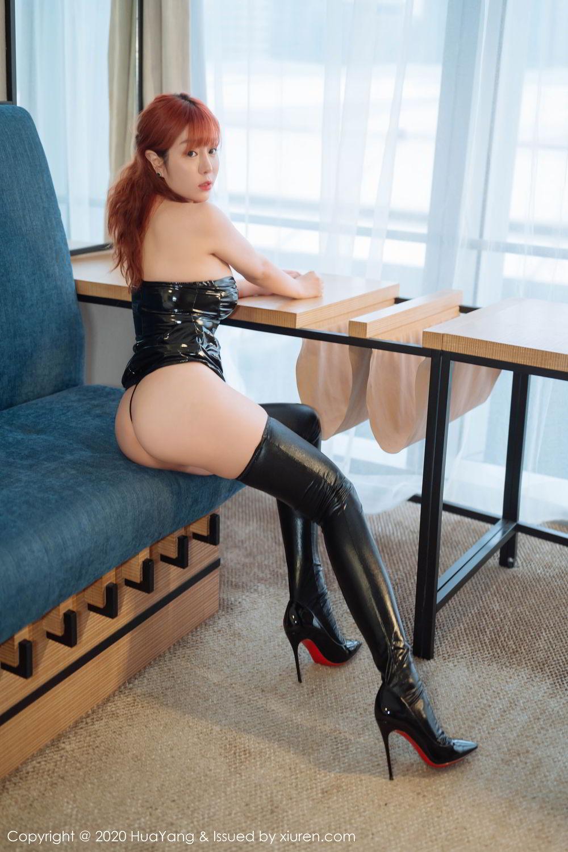 [Huayang] Vol.236 Wang Yu Chun 46P, HuaYang, T-Back, Tall, Wang Yu Chun