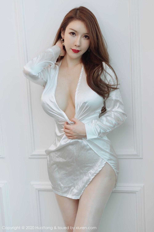 [Huayang] Vol.240 Egg Younisi 12P, Egg Younisi, HuaYang, Mature