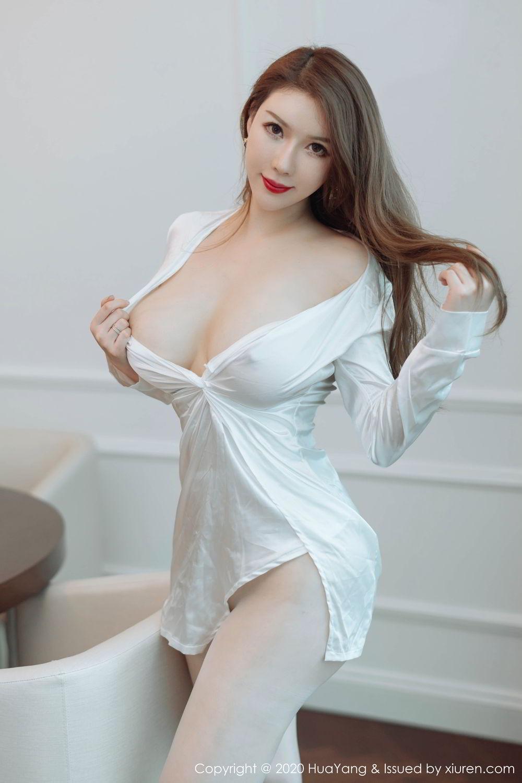 [Huayang] Vol.240 Egg Younisi 19P, Egg Younisi, HuaYang, Mature