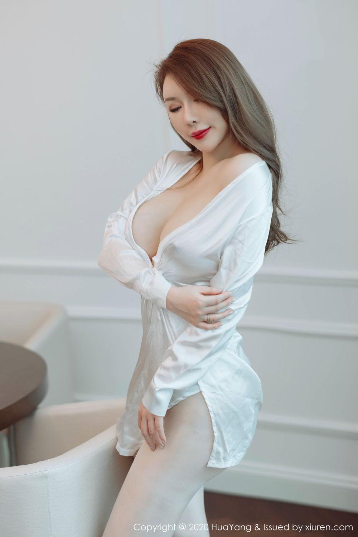 [Huayang] Vol.240 Egg Younisi 20P, Egg Younisi, HuaYang, Mature