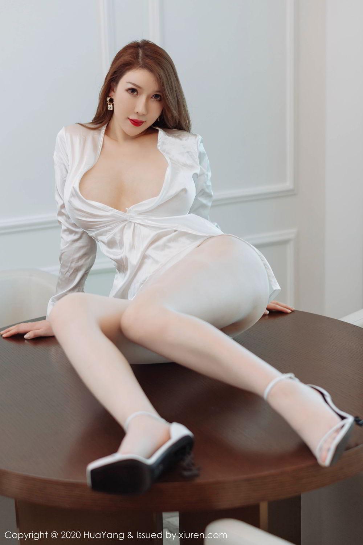 [Huayang] Vol.240 Egg Younisi 28P, Egg Younisi, HuaYang, Mature