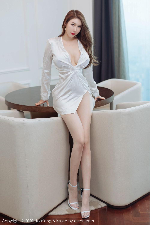 [Huayang] Vol.240 Egg Younisi 31P, Egg Younisi, HuaYang, Mature