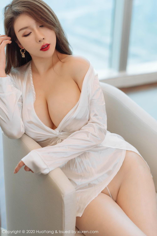[Huayang] Vol.240 Egg Younisi 47P, Egg Younisi, HuaYang, Mature