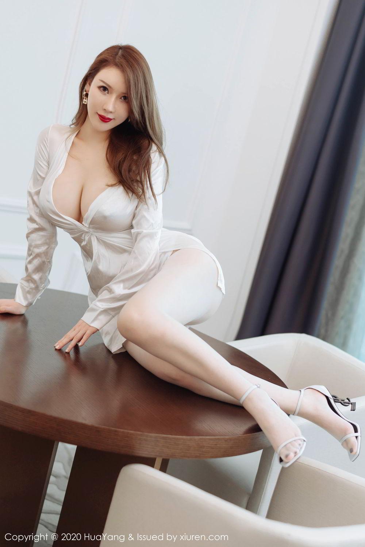 [Huayang] Vol.240 Egg Younisi 4P, Egg Younisi, HuaYang, Mature