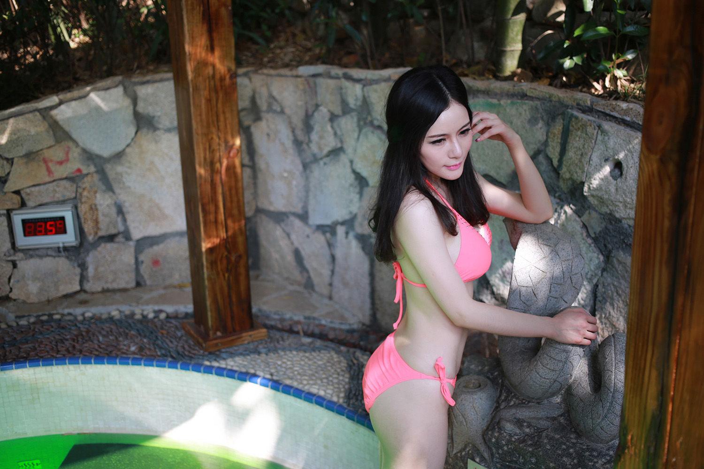[MyGirl] Vol.010 Nancy Xiao Zi 15P, Bikini, mygirl, Nancy Xiao Zi
