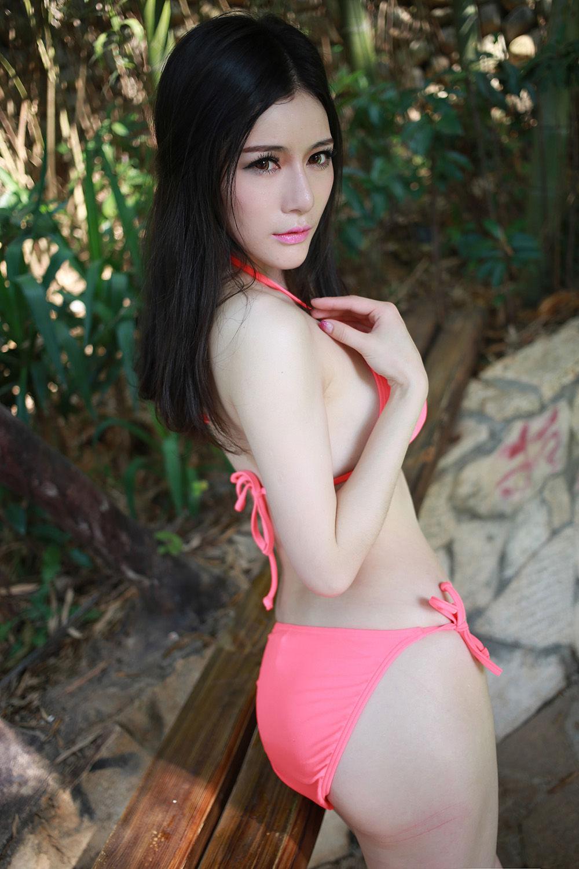 [MyGirl] Vol.010 Nancy Xiao Zi 25P, Bikini, mygirl, Nancy Xiao Zi
