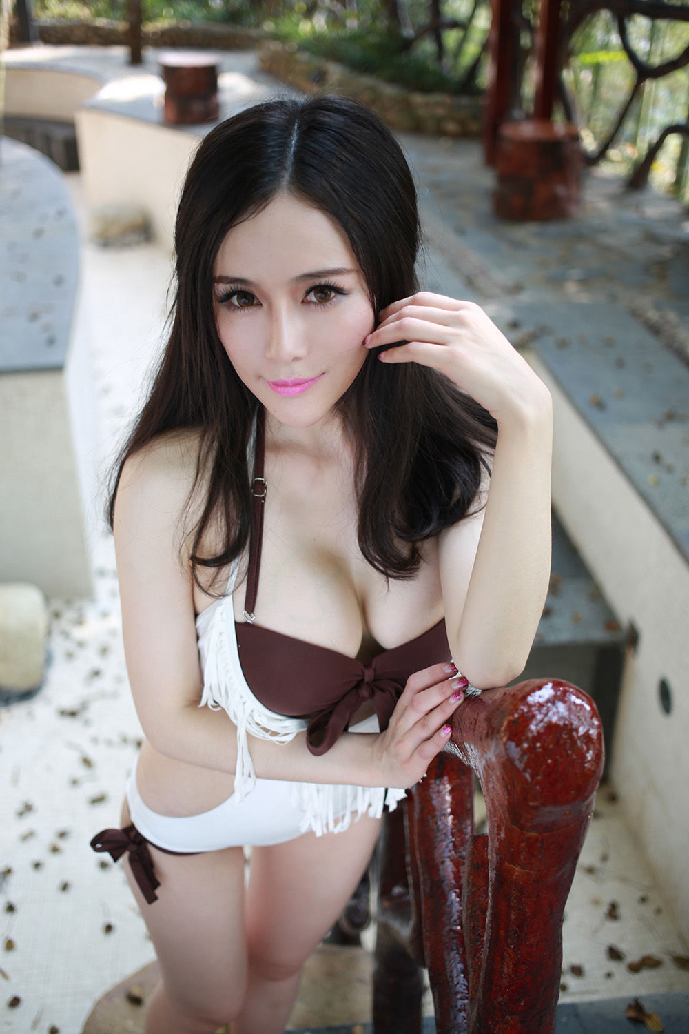 [MyGirl] Vol.010 Nancy Xiao Zi 39P, Bikini, mygirl, Nancy Xiao Zi