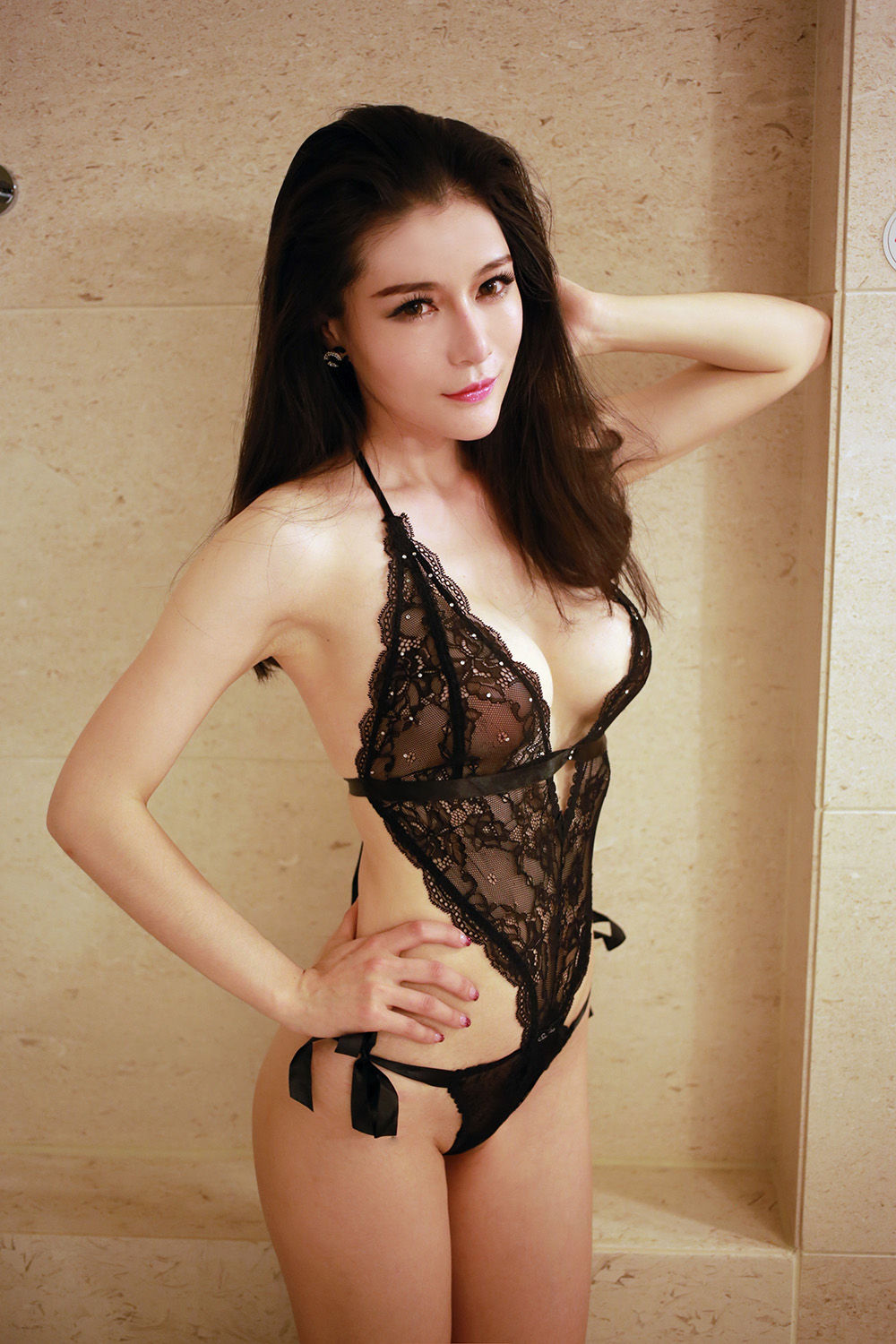 [MyGirl] Vol.010 Nancy Xiao Zi 44P, Bikini, mygirl, Nancy Xiao Zi