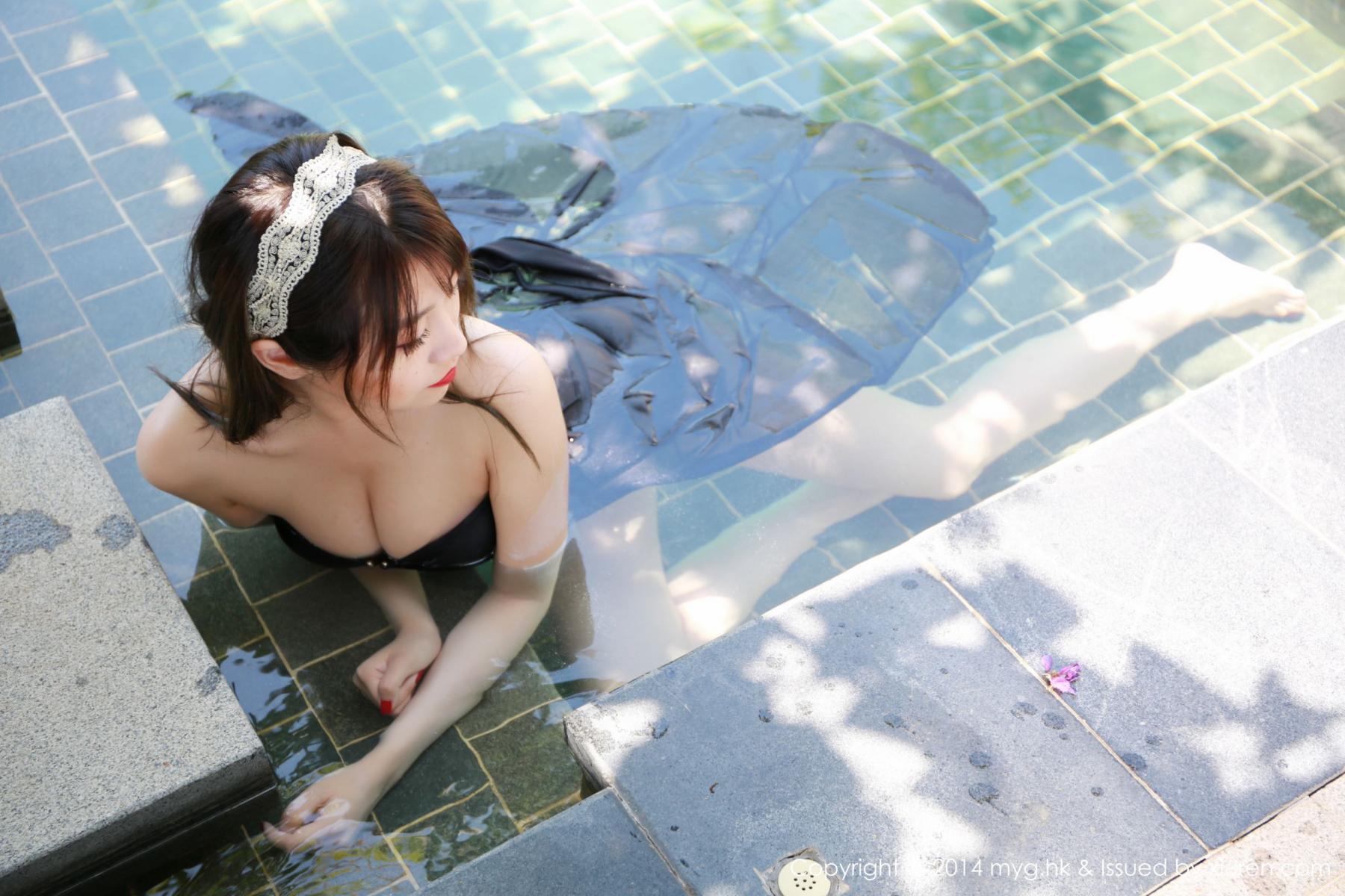 [MyGirl] Vol.010 Xu Nuo 101P, Bikini, mygirl, Wet, Xu Nuo