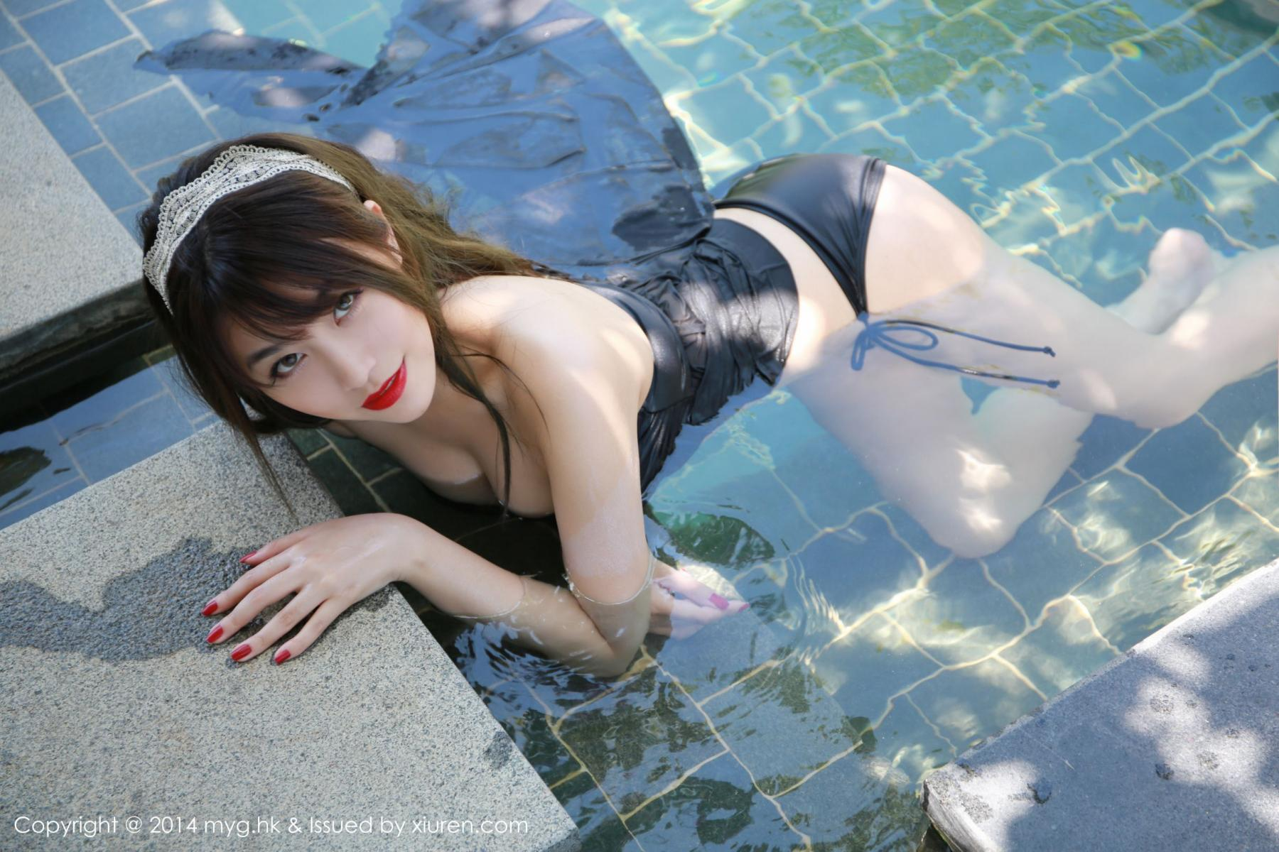 [MyGirl] Vol.010 Xu Nuo 103P, Bikini, mygirl, Wet, Xu Nuo