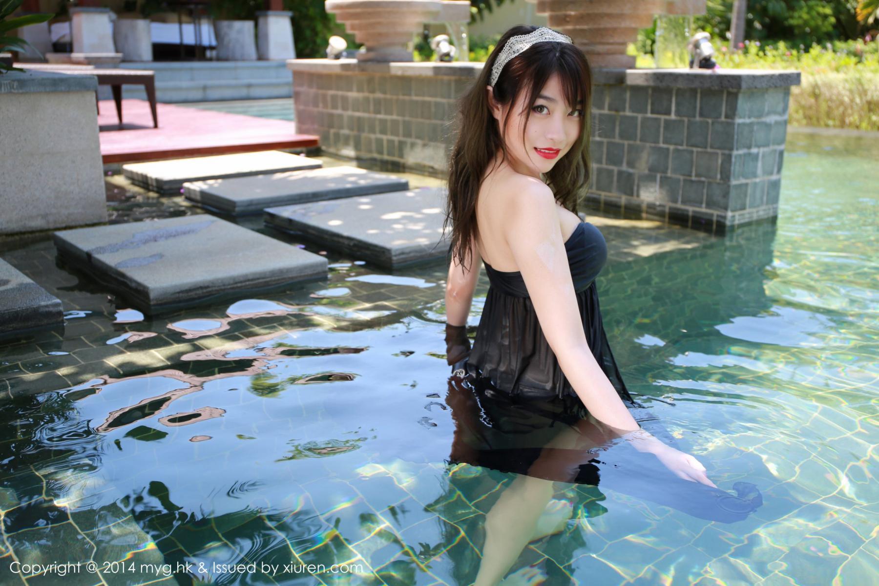 [MyGirl] Vol.010 Xu Nuo 104P, Bikini, mygirl, Wet, Xu Nuo