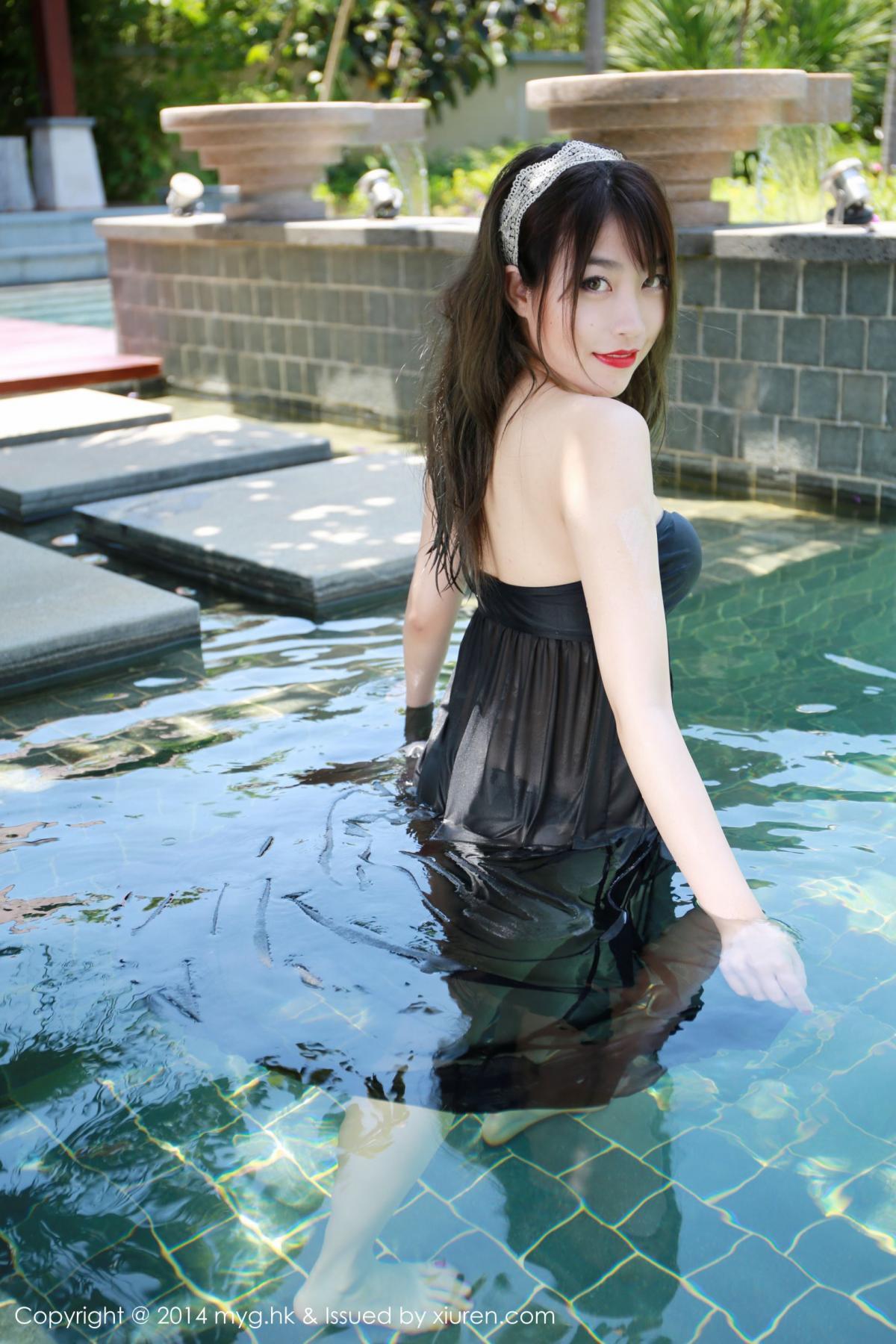 [MyGirl] Vol.010 Xu Nuo 105P, Bikini, mygirl, Wet, Xu Nuo