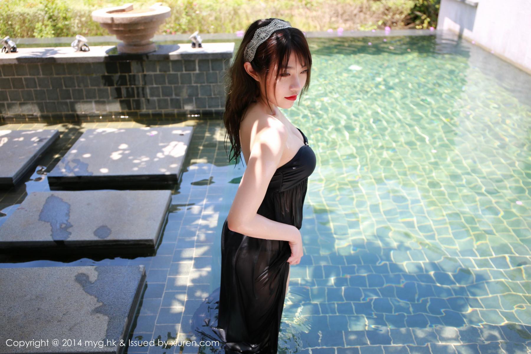 [MyGirl] Vol.010 Xu Nuo 110P, Bikini, mygirl, Wet, Xu Nuo