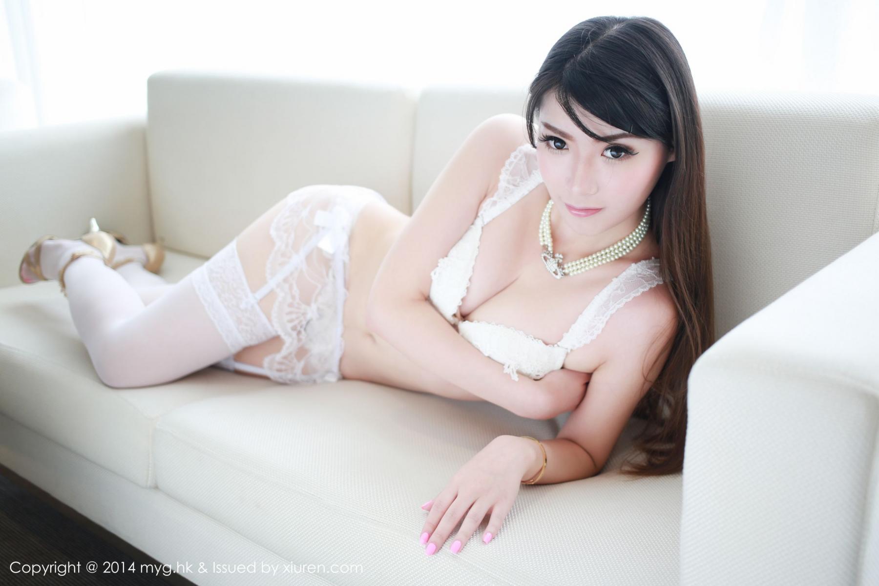 [MyGirl] Vol.011 Xu Wen 23P, Underwear, Xu Wen