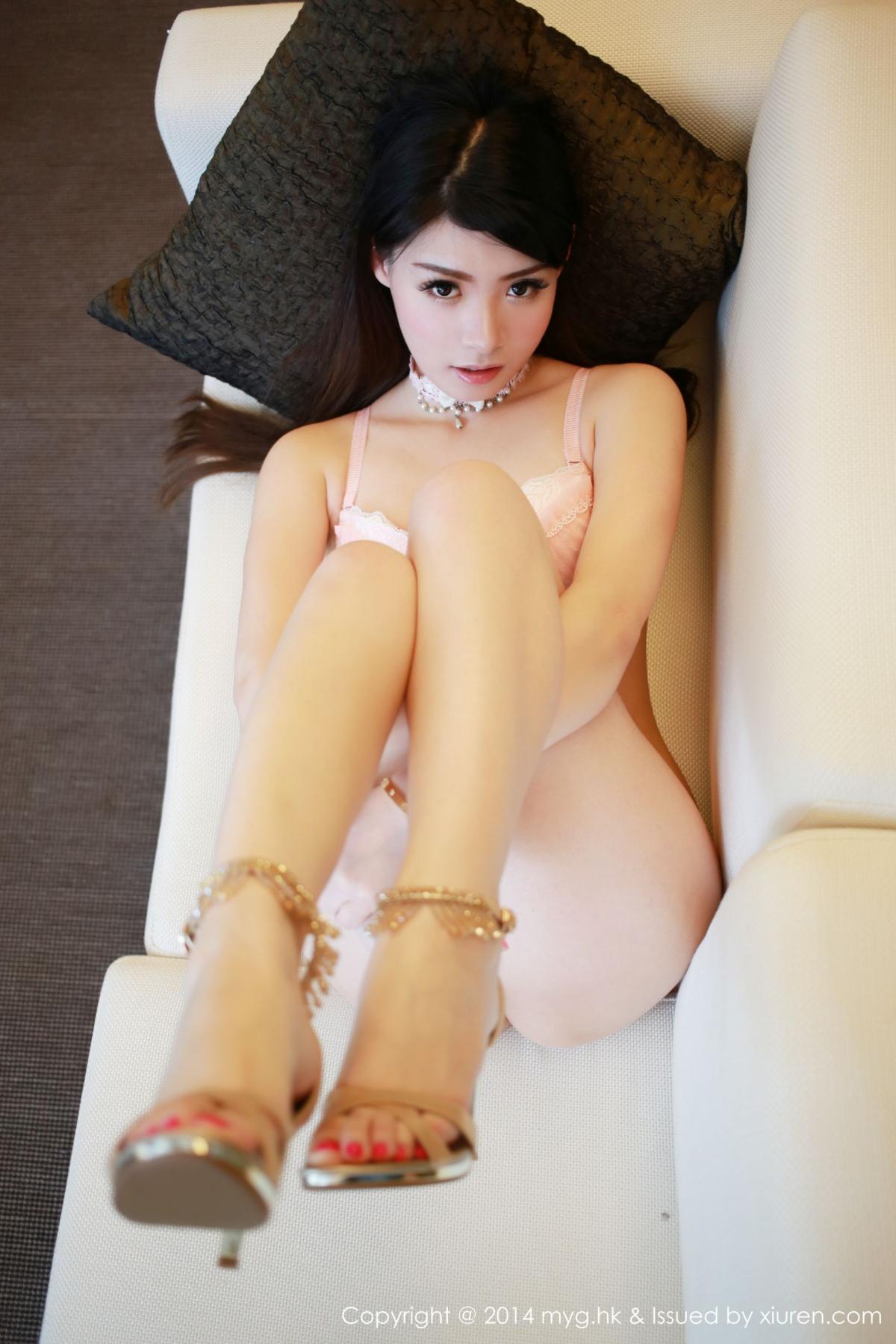 [MyGirl] Vol.011 Xu Wen 38P, Underwear, Xu Wen