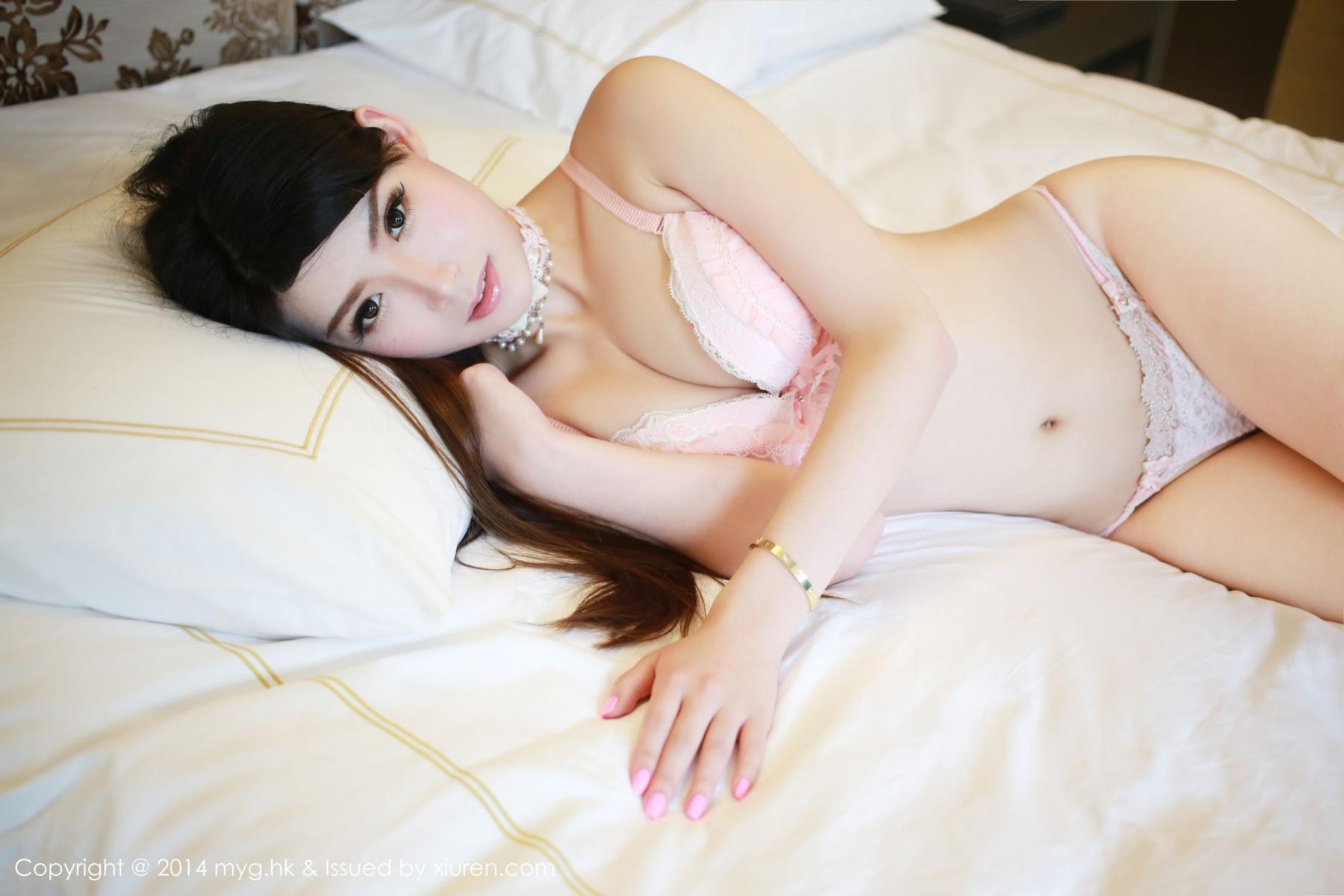 [MyGirl] Vol.011 Xu Wen 48P, Underwear, Xu Wen