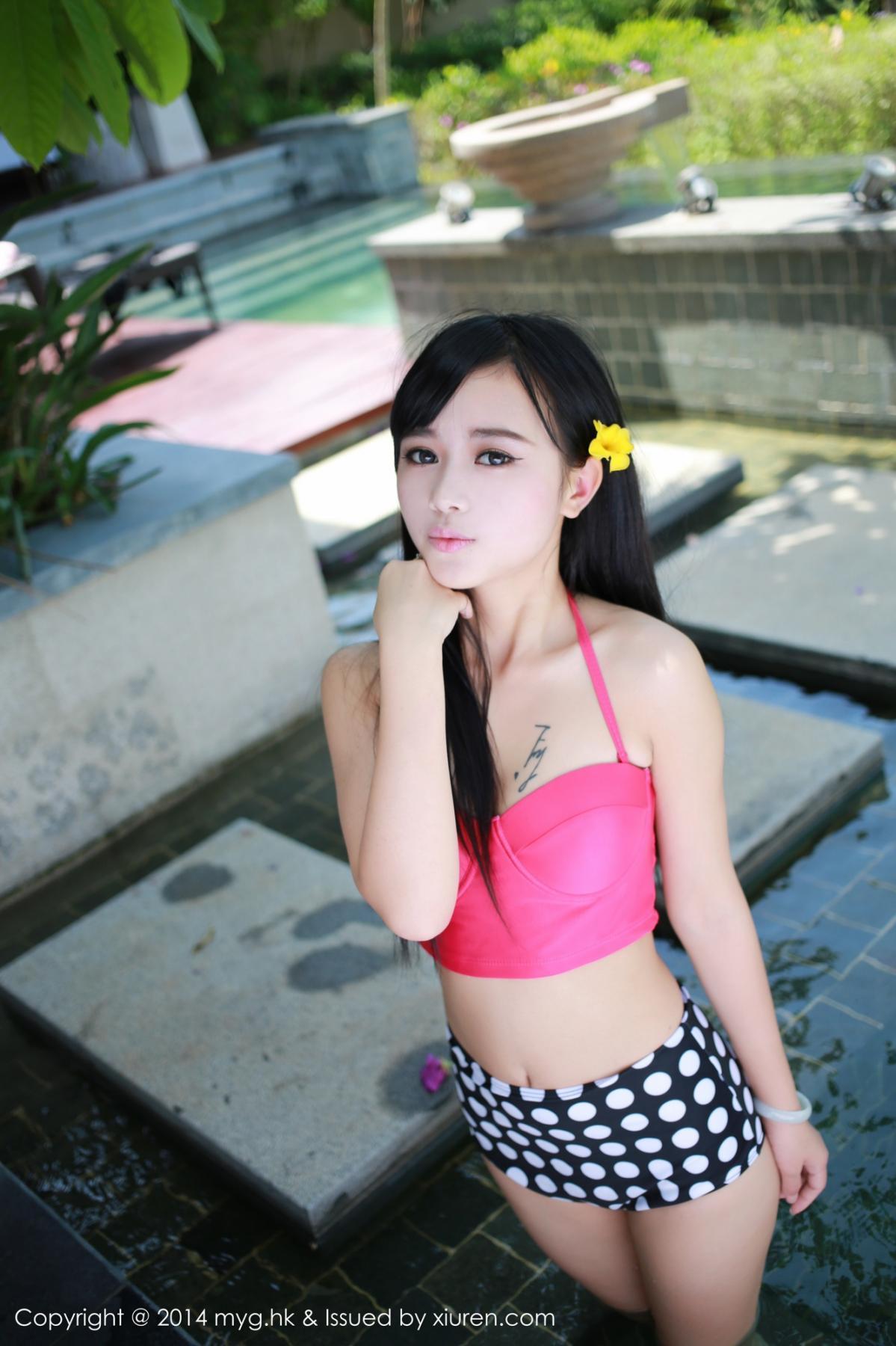 [MyGirl] Vol.012 Yu Zhu 100P, Lovely, Pure, Yu Zhu