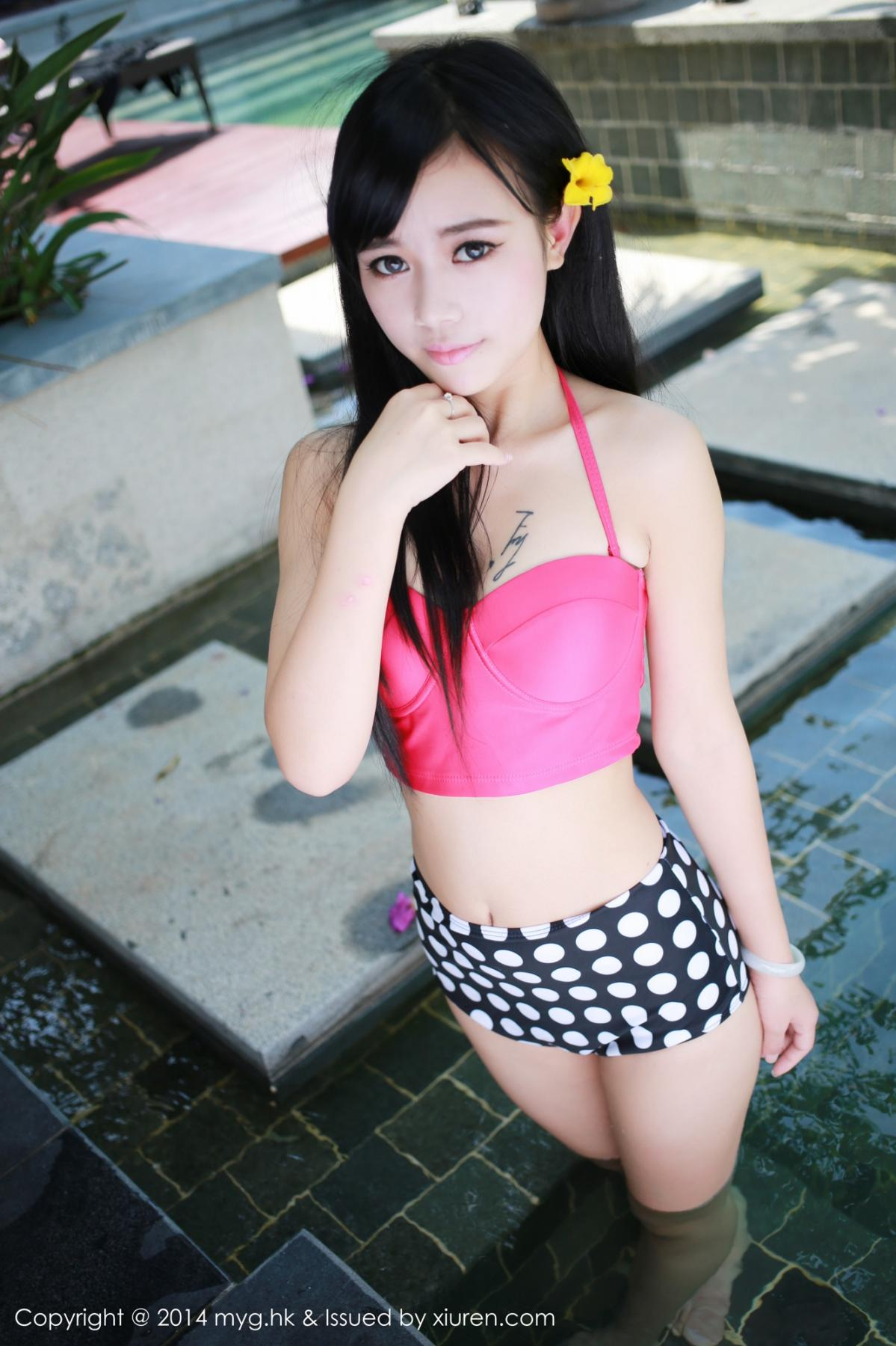 [MyGirl] Vol.012 Yu Zhu 101P, Lovely, Pure, Yu Zhu