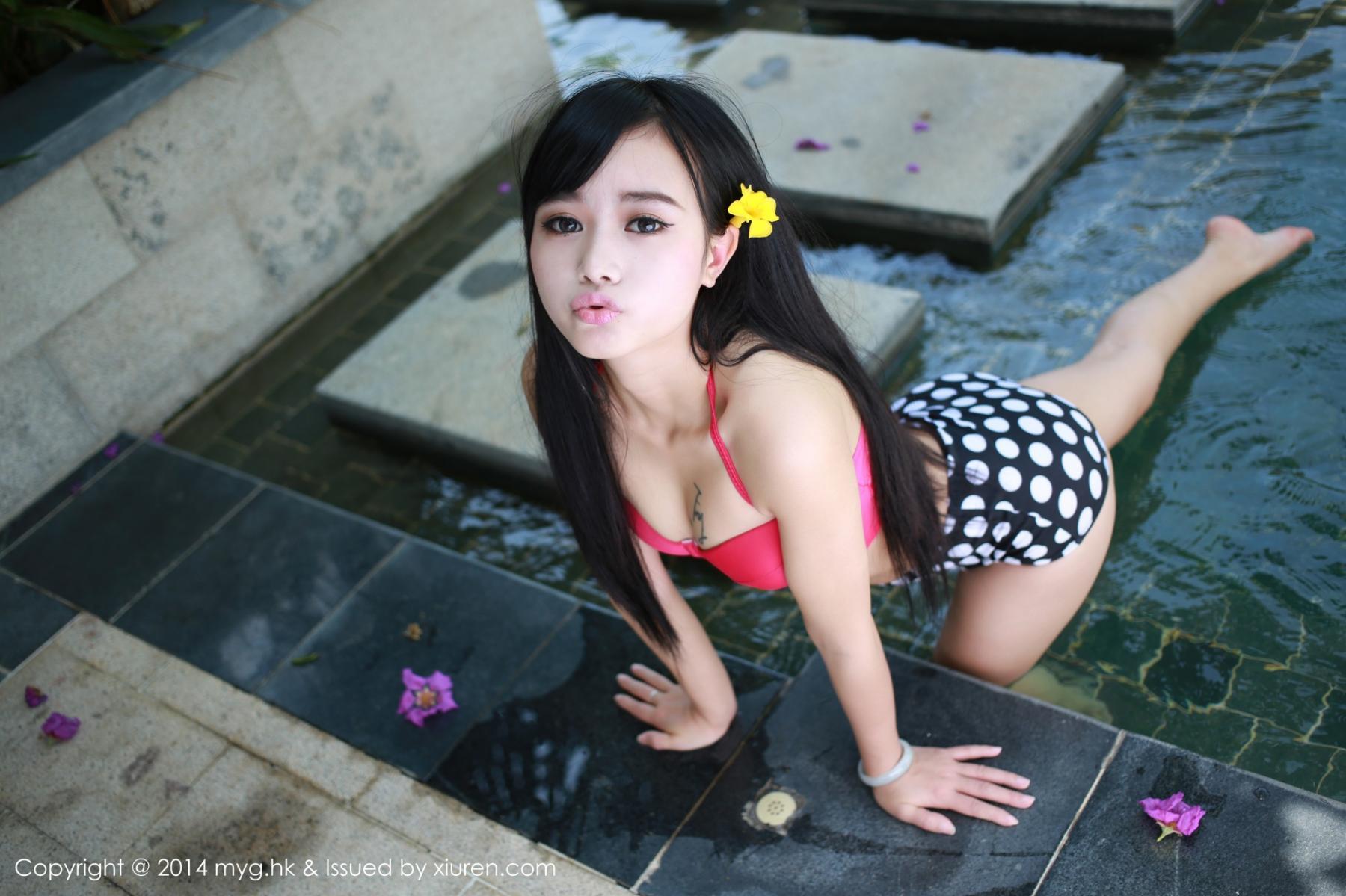 [MyGirl] Vol.012 Yu Zhu 102P, Lovely, Pure, Yu Zhu