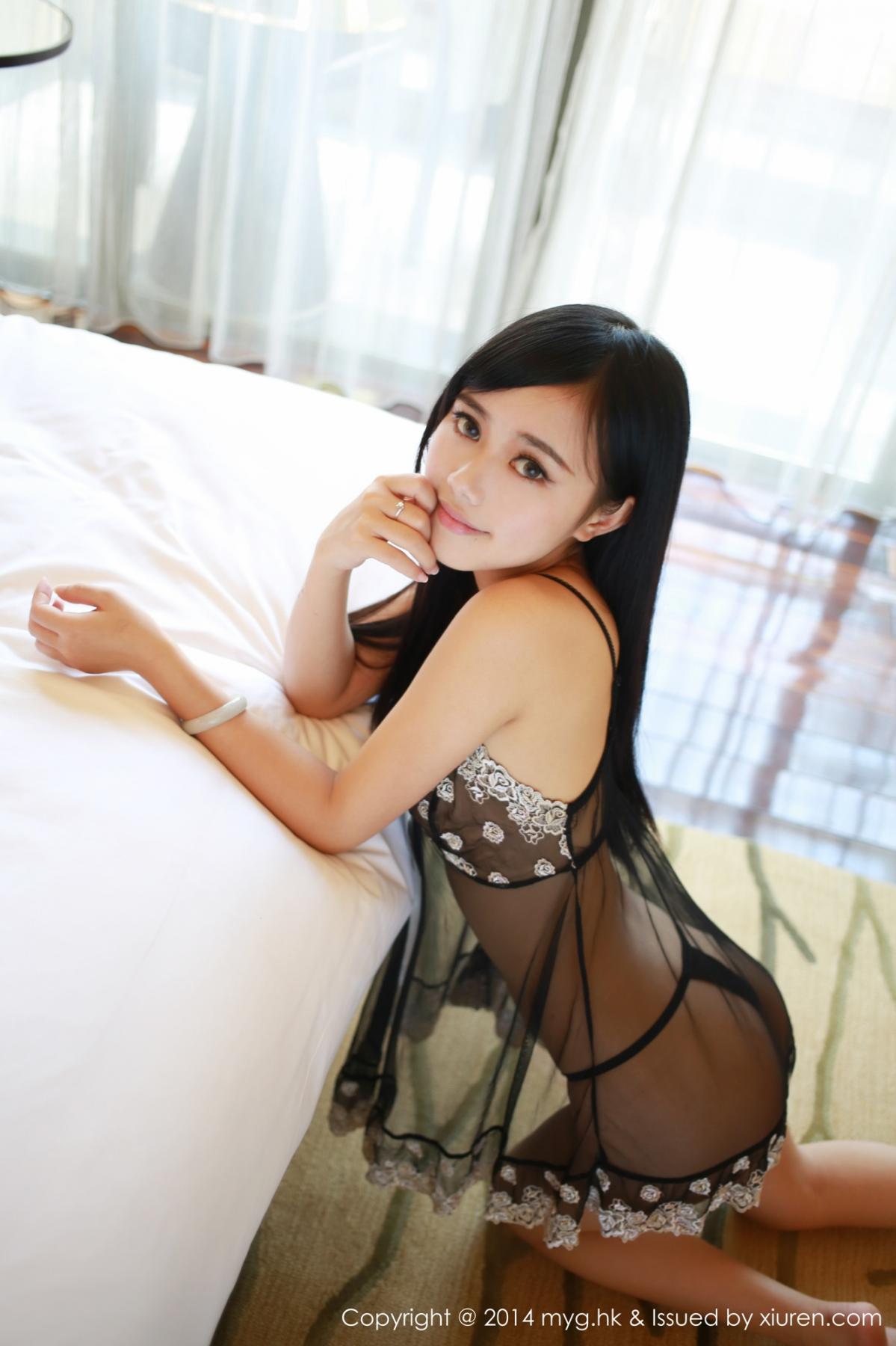 [MyGirl] Vol.012 Yu Zhu 11P, Lovely, Pure, Yu Zhu