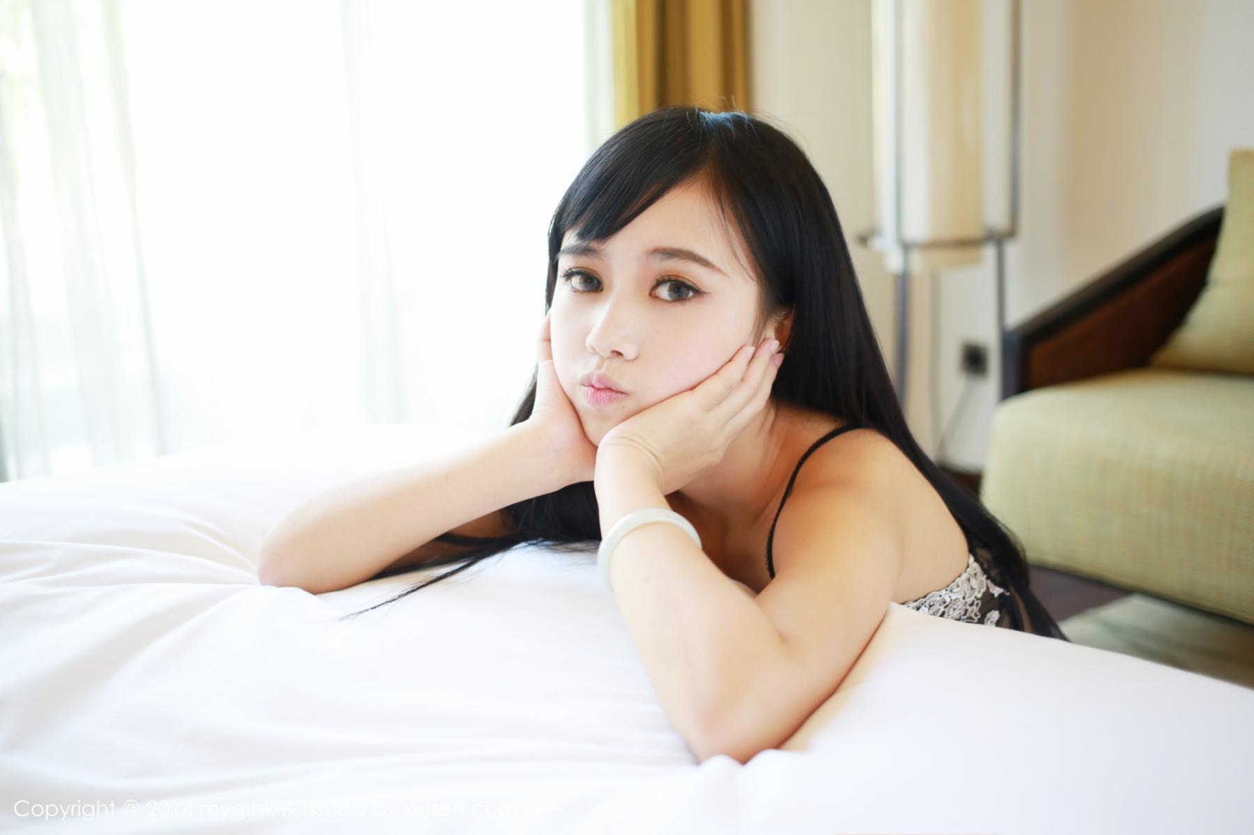 [MyGirl] Vol.012 Yu Zhu 12P, Lovely, Pure, Yu Zhu