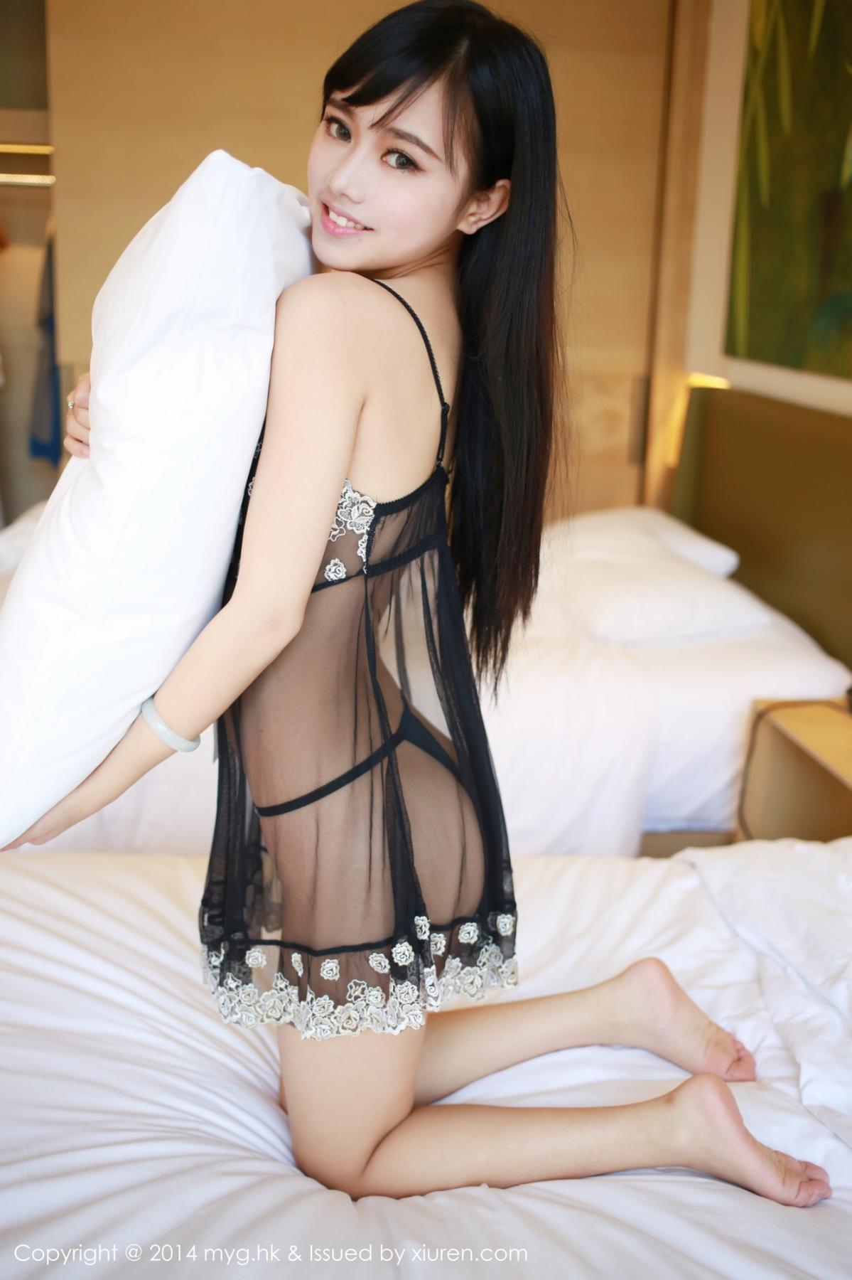 [MyGirl] Vol.012 Yu Zhu 27P, Lovely, Pure, Yu Zhu