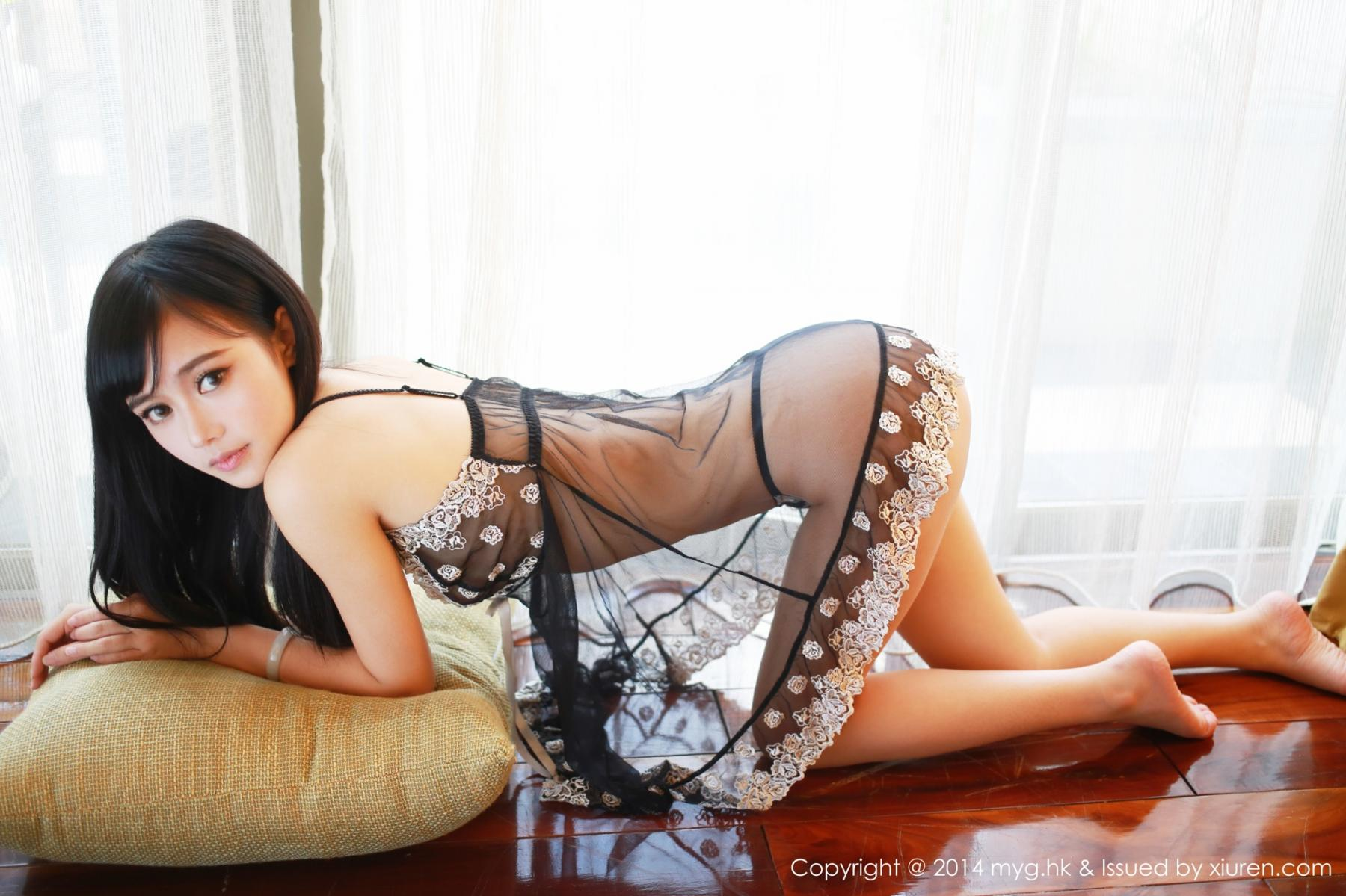 [MyGirl] Vol.012 Yu Zhu 32P, Lovely, Pure, Yu Zhu