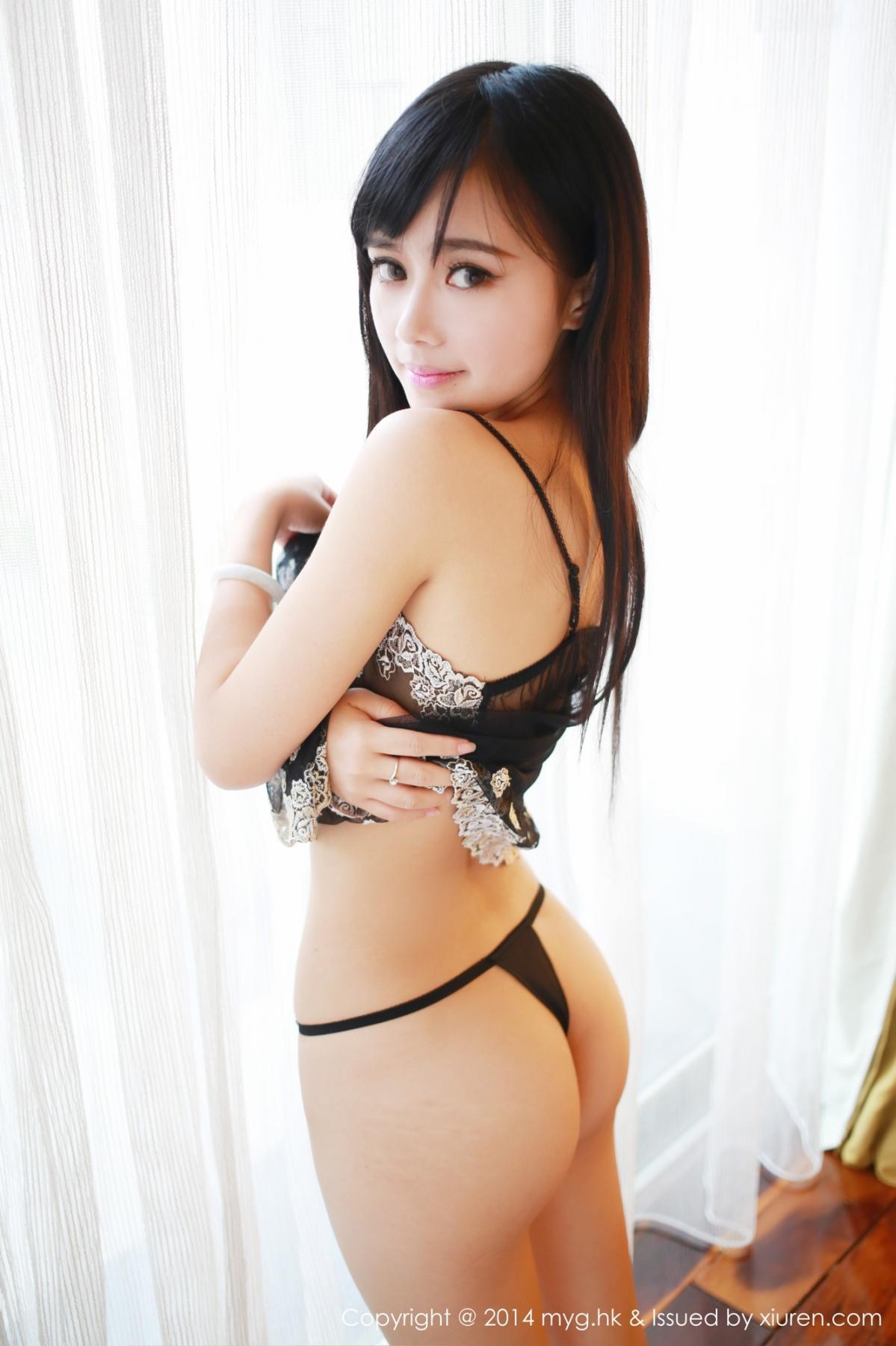 [MyGirl] Vol.012 Yu Zhu 40P, Lovely, Pure, Yu Zhu