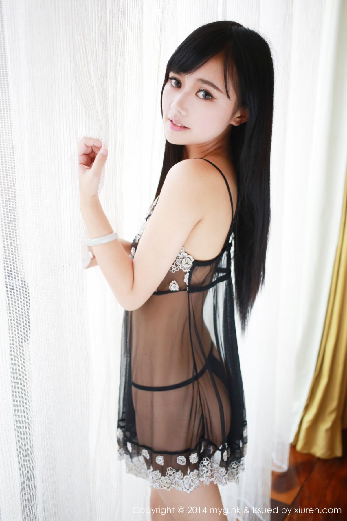 [MyGirl] Vol.012 Yu Zhu 4P, Lovely, Pure, Yu Zhu