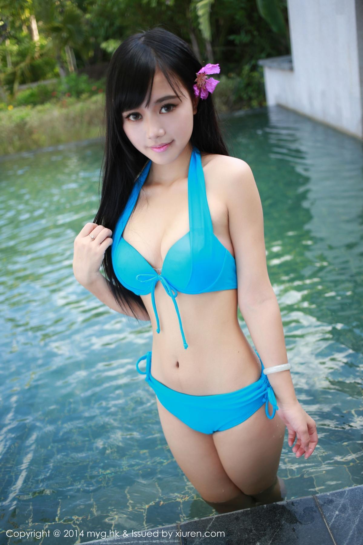 [MyGirl] Vol.012 Yu Zhu 54P, Lovely, Pure, Yu Zhu