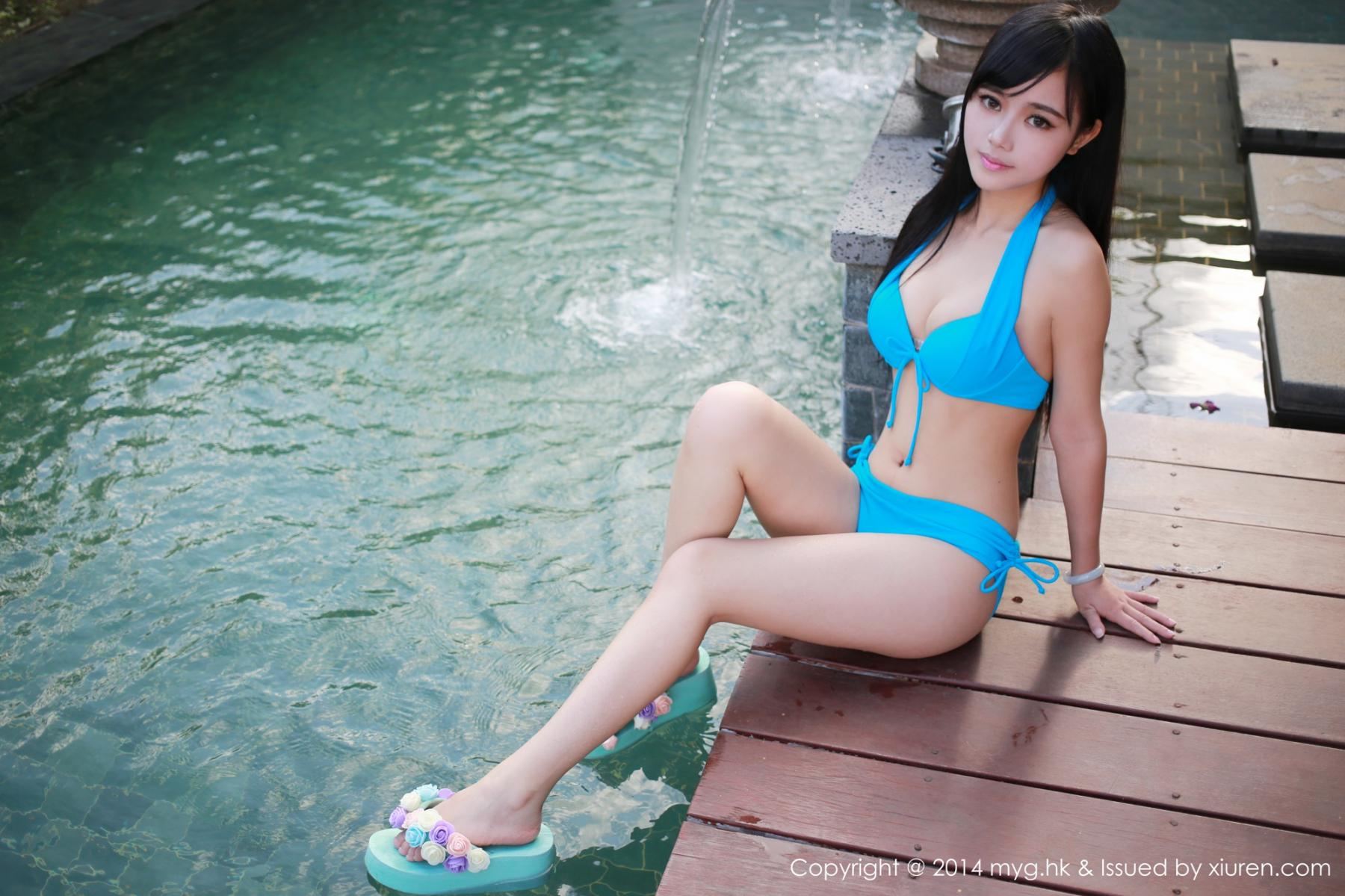 [MyGirl] Vol.012 Yu Zhu 63P, Lovely, Pure, Yu Zhu