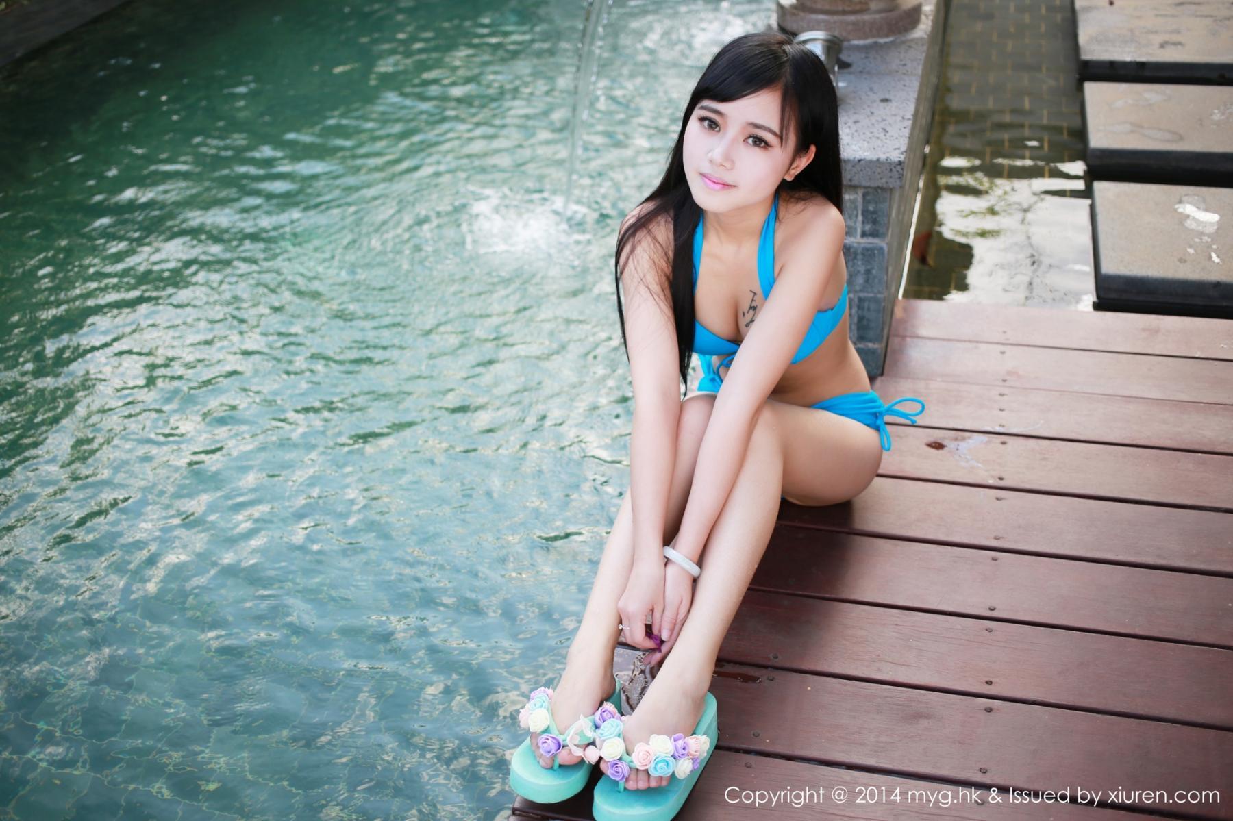[MyGirl] Vol.012 Yu Zhu 64P, Lovely, Pure, Yu Zhu