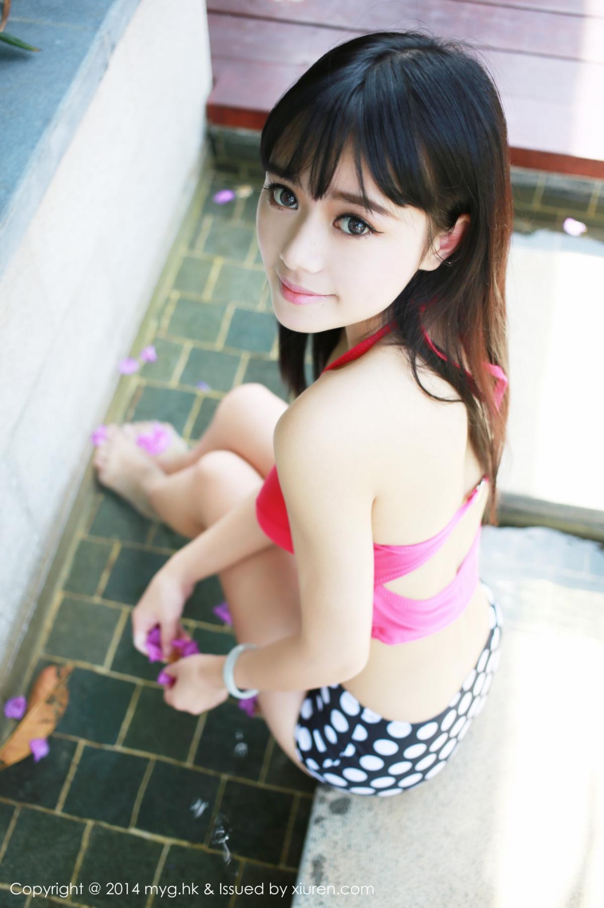 [MyGirl] Vol.012 Yu Zhu 72P, Lovely, Pure, Yu Zhu