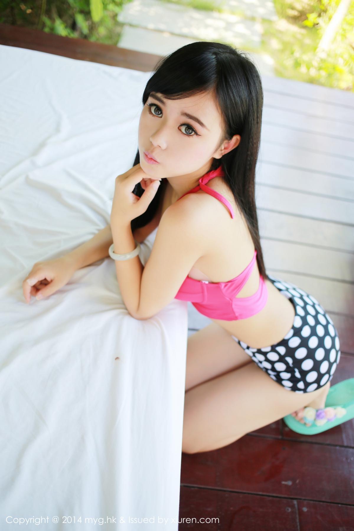 [MyGirl] Vol.012 Yu Zhu 74P, Lovely, Pure, Yu Zhu