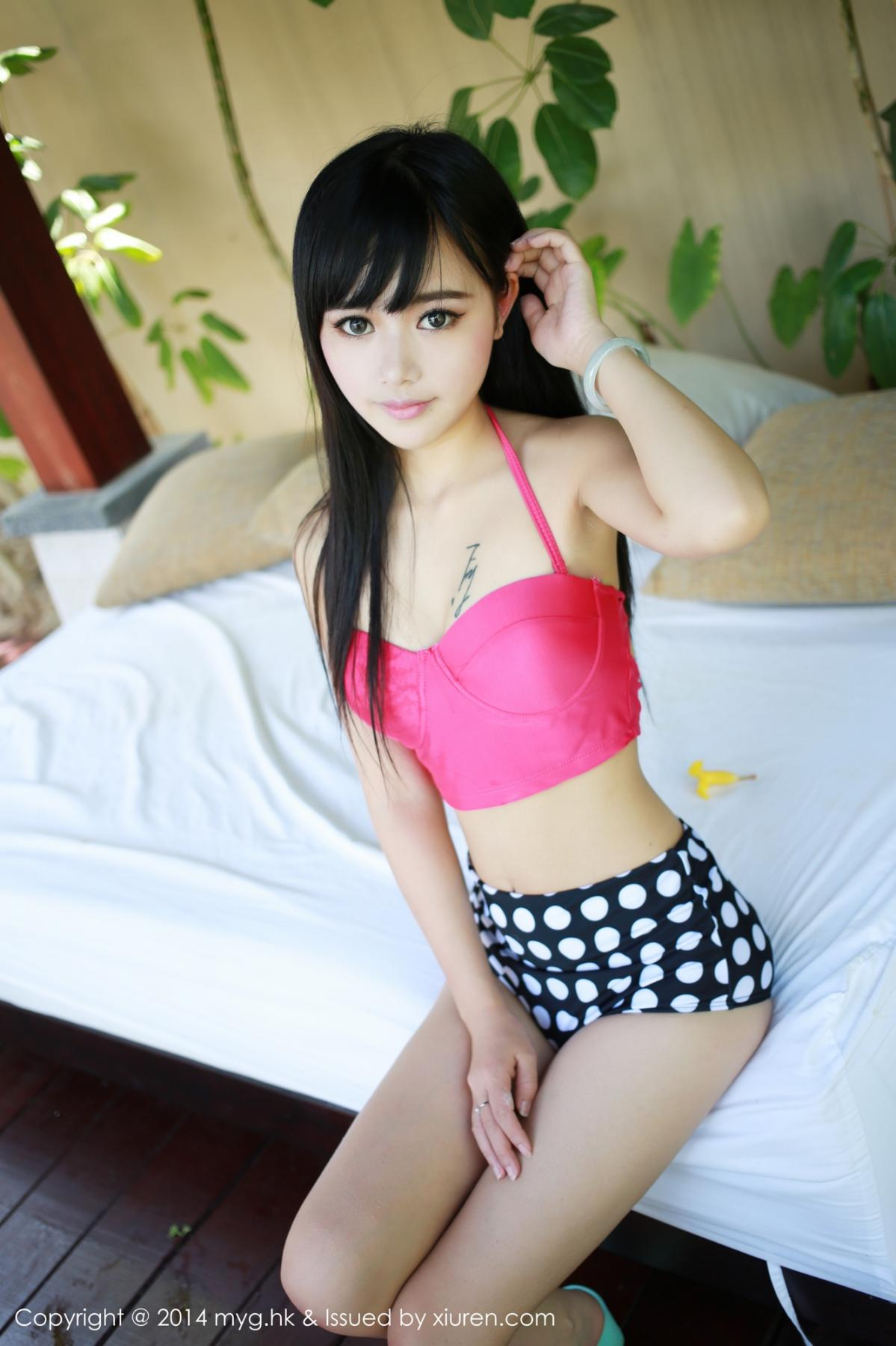 [MyGirl] Vol.012 Yu Zhu 78P, Lovely, Pure, Yu Zhu