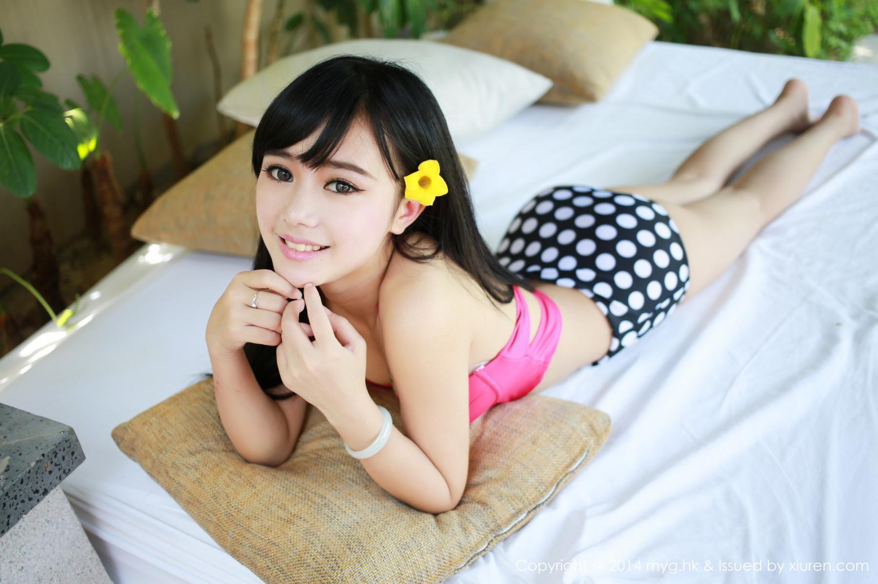 [MyGirl] Vol.012 Yu Zhu 84P, Lovely, Pure, Yu Zhu