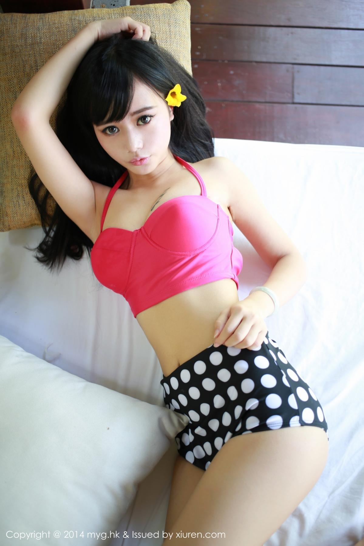 [MyGirl] Vol.012 Yu Zhu 94P, Lovely, Pure, Yu Zhu
