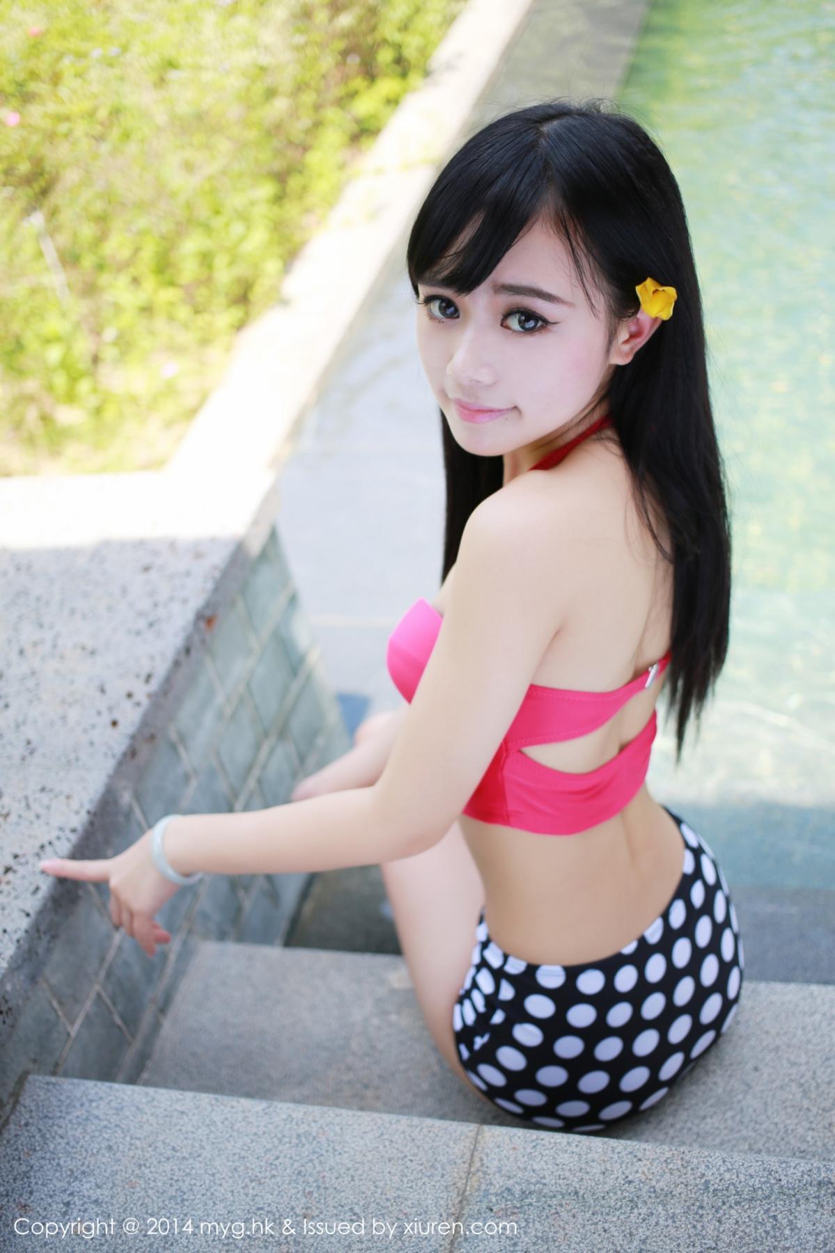 [MyGirl] Vol.012 Yu Zhu 98P, Lovely, Pure, Yu Zhu