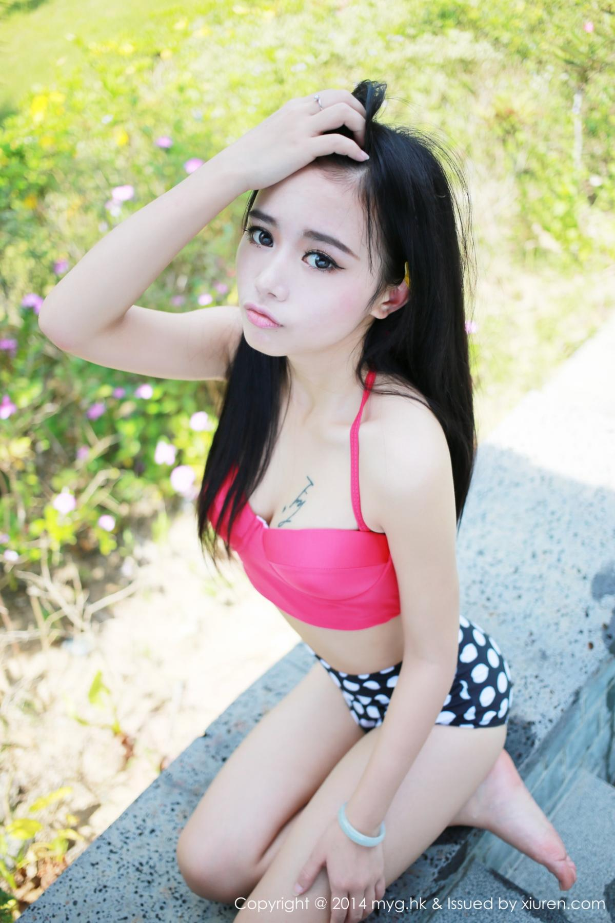 [MyGirl] Vol.012 Yu Zhu 99P, Lovely, Pure, Yu Zhu