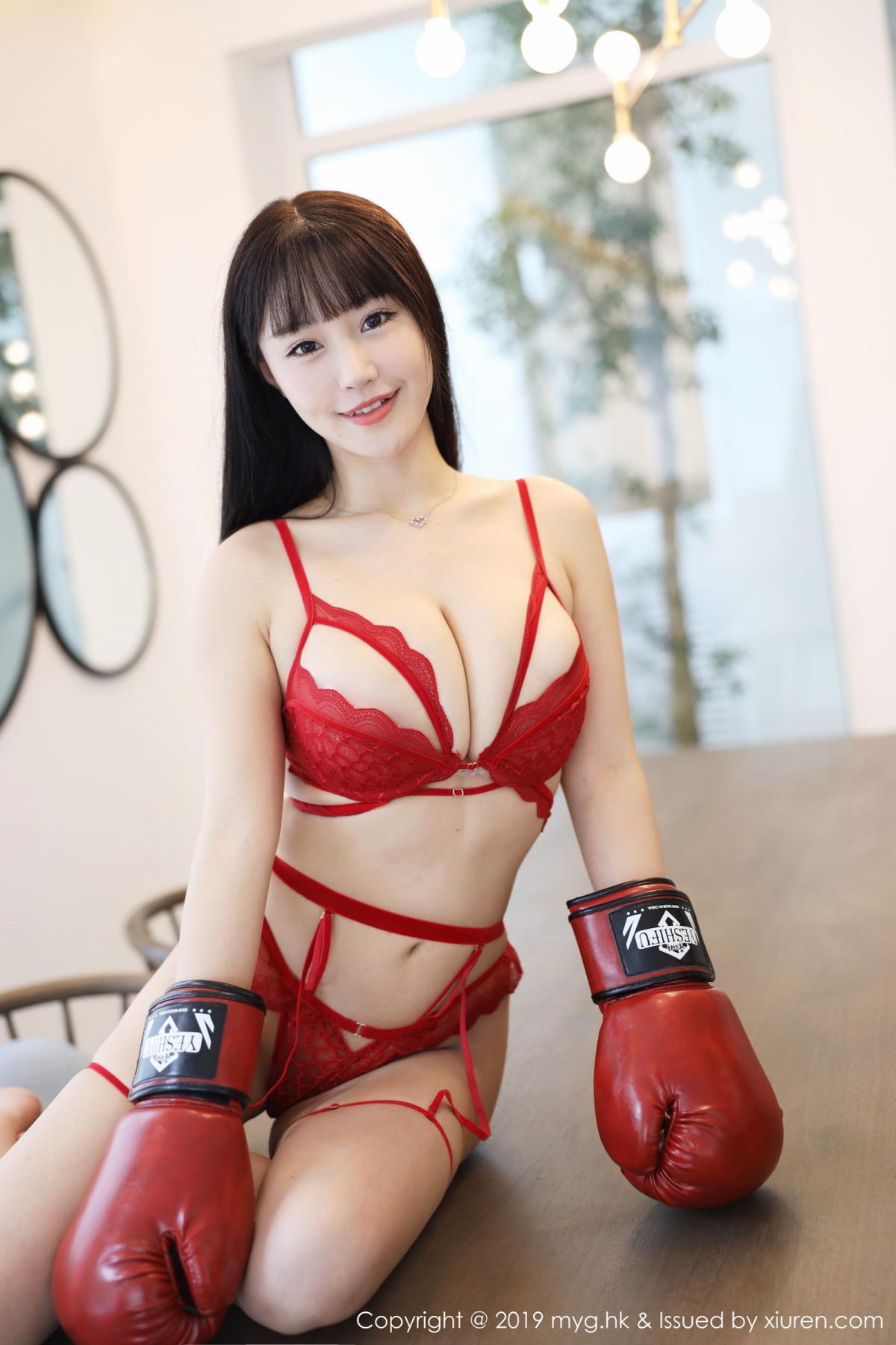 [MyGirl] Vol.360 Zhu Ke Er 12P, mygirl, Underwear, Zhu Ke Er