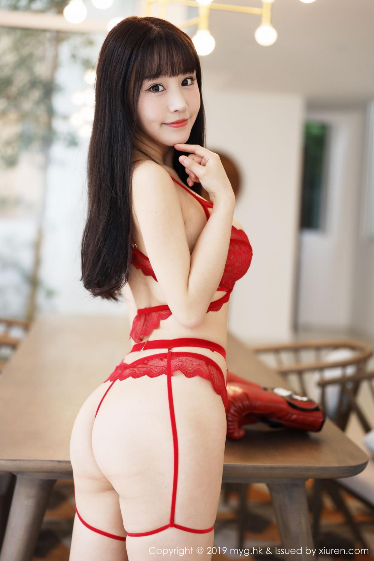 [MyGirl] Vol.360 Zhu Ke Er 6P, mygirl, Underwear, Zhu Ke Er