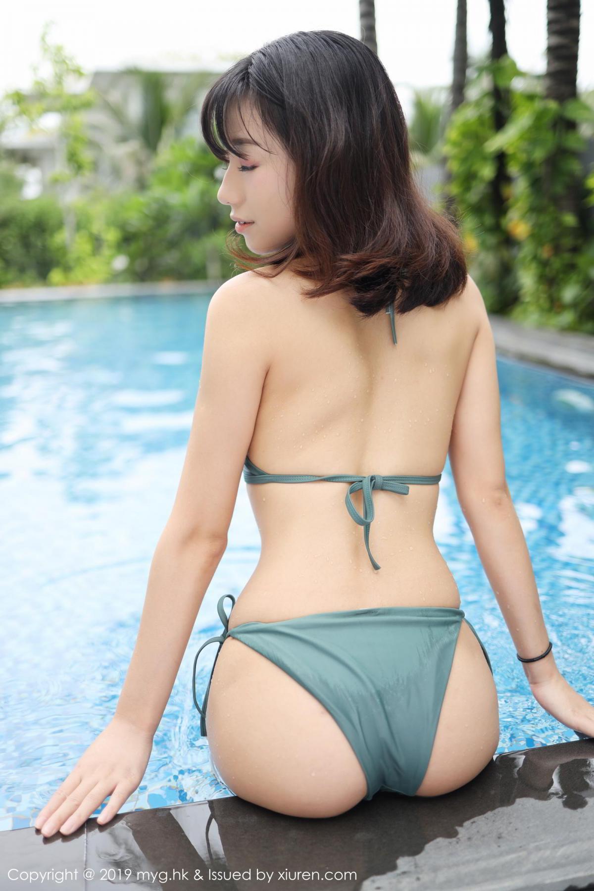 [MyGirl] Vol.362 Cang Jing You Xiang 18P, Bikini, Cang Jing You Xiang, mygirl, Swim Pool