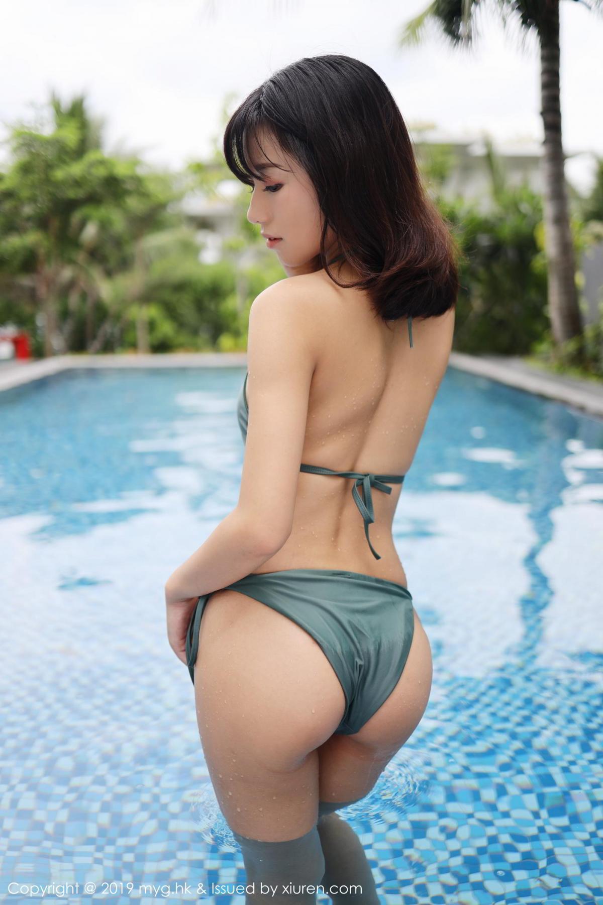 [MyGirl] Vol.362 Cang Jing You Xiang 20P, Bikini, Cang Jing You Xiang, mygirl, Swim Pool