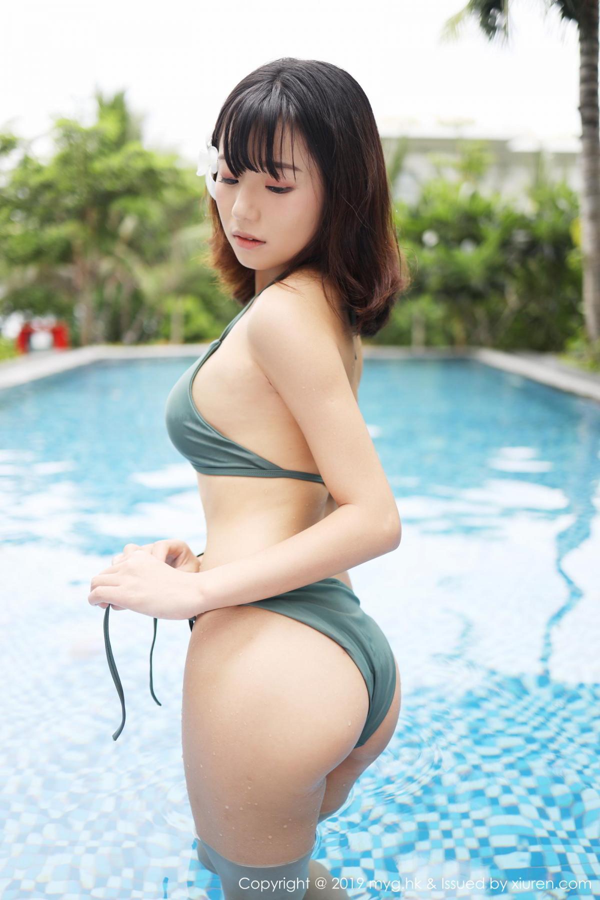 [MyGirl] Vol.362 Cang Jing You Xiang 22P, Bikini, Cang Jing You Xiang, mygirl, Swim Pool