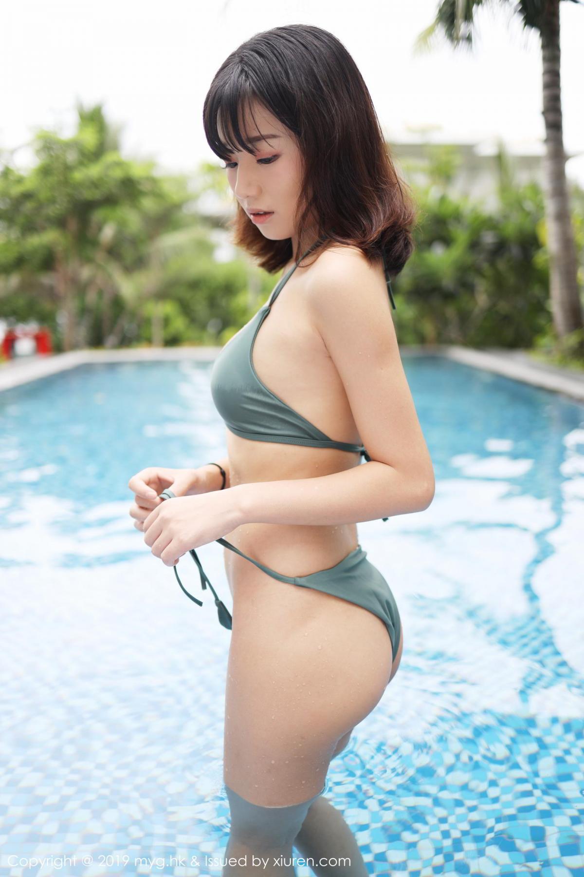 [MyGirl] Vol.362 Cang Jing You Xiang 23P, Bikini, Cang Jing You Xiang, mygirl, Swim Pool